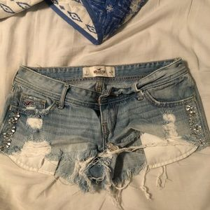 Hollister Cutoff Shorts